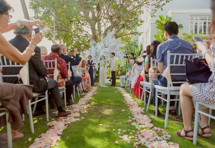 4 motivos por los que necesitas una wedding planner